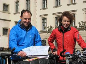 Christian Rottenegger und Annette Kniffler